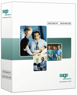 Sage MAS 90 Box